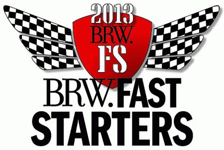 BRW Fast Starters 2013