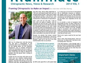 How To Grow A Successful Chiropractic Practice - An Interview With Benjamin J Harvey blog image