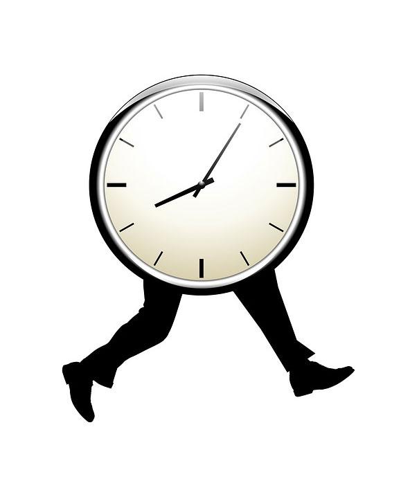 time-walk