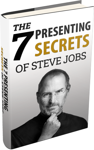 The Top 7 Presenting Secrets of Steve Jobs image