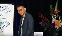 Cham Tang presenting image