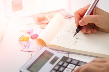Consulting business plan - Managing finances image