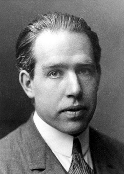 Niels Bohr image