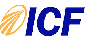 The ICF logo image