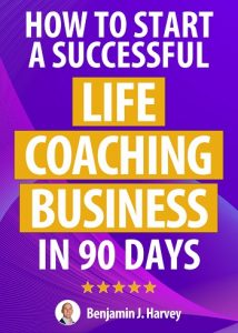 How To Start A Successful Life Coaching Business In 90 Days eBook Cover 350x49