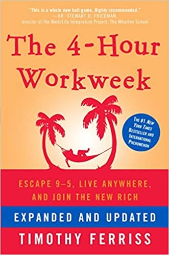 The 4-hour Workweek book image
