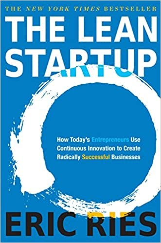 The Lean Startup Eric Ries free PDF eBook summary image
