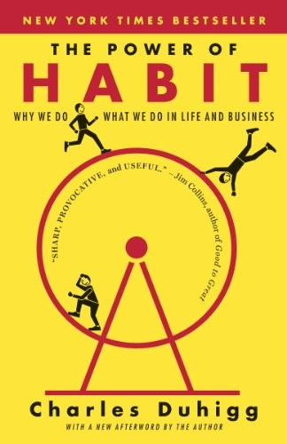 The Power Of Habit By Charles Duhigg front cover image