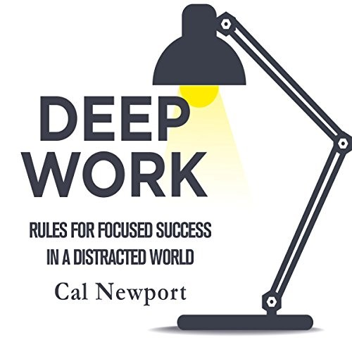 Deep Work By Cal Newport Free PDF eBook Summary image