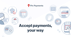 Pin Payments accept payments your way image