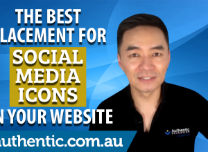 The Best Placement For Social Media Icons On Your Website blog image
