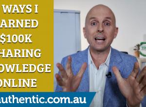 5 Ways I Earned $100K Sharing Knowledge Online blog image