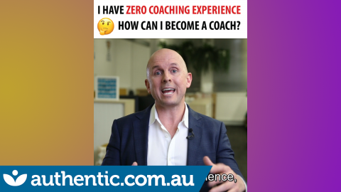 How To Start A Coaching Business When You Have ZERO Experience blog image